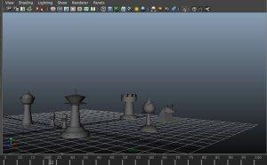 chessset maya