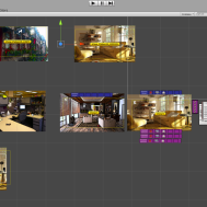 Scene mapping
